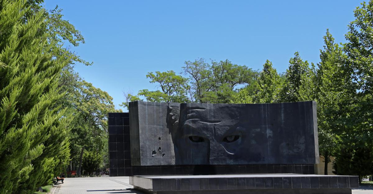 Monument of Richard Sorge