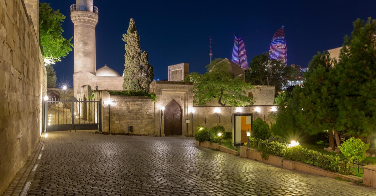 Shirvanshahs' Palace