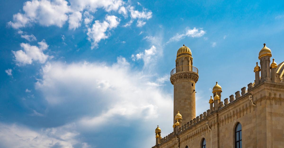 Taza Pir Mosque
