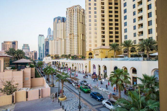 The Walk Dubai JBR