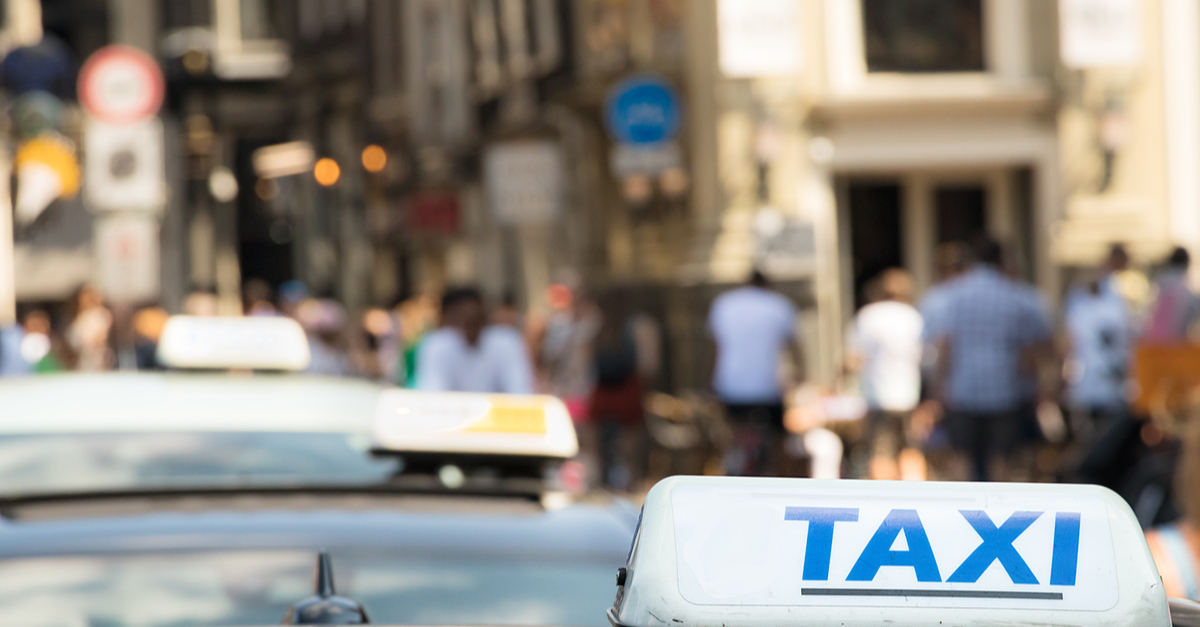 amsterdam taksileri
