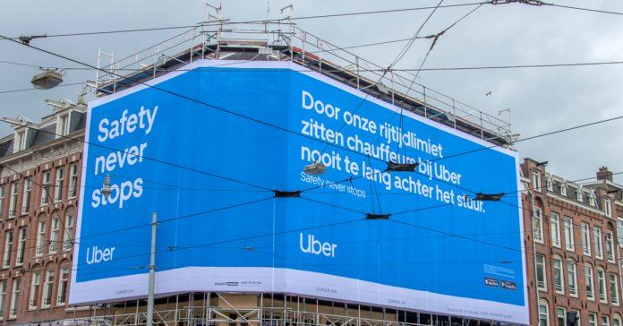 amsterdam uber