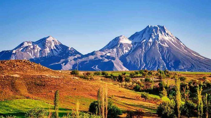bingöl dağları