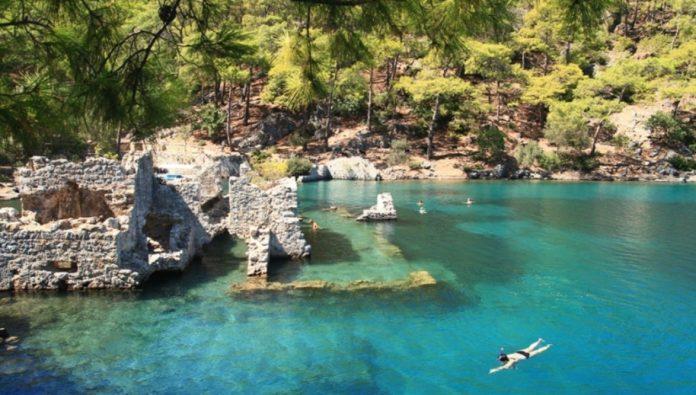Cennet Adası Koyu
