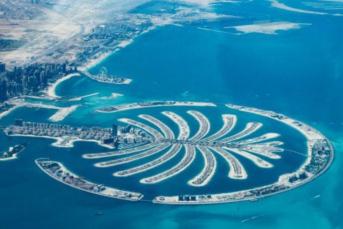Palmiye Adaları (Palm Cumeyra)