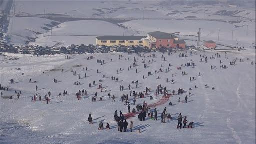 güzeldağ kayak merkezi