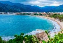 Marmaris İçmeler Plajı