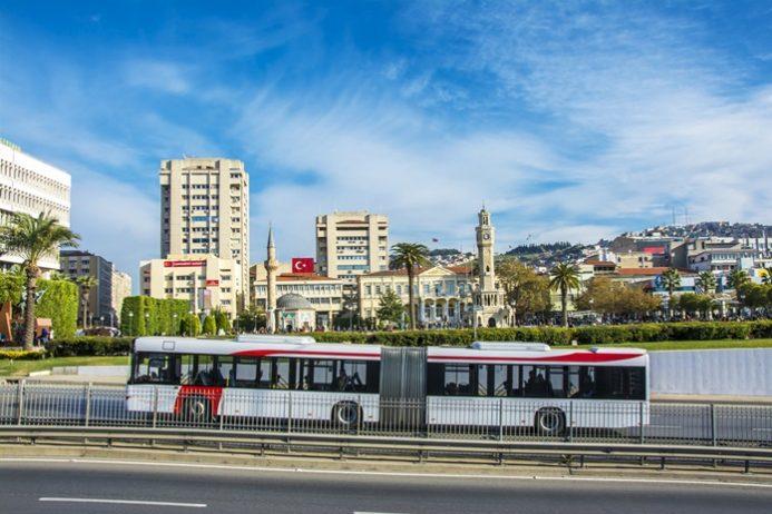 Adnan Menderes Havalimanı Otobüs Servisi