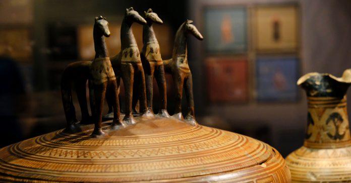 kiklad sanatı müzesi