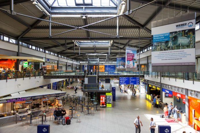 Leipzig Havalimanı