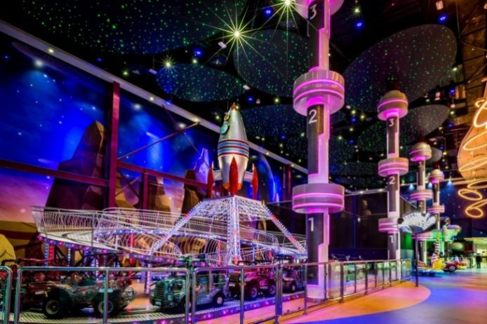 Magic Planet - Mall of The Emirates