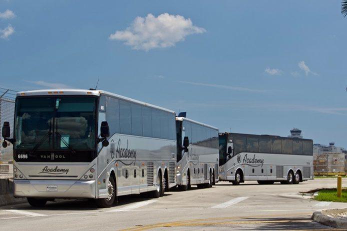 Miami Havalimanı Otobüs Servisi