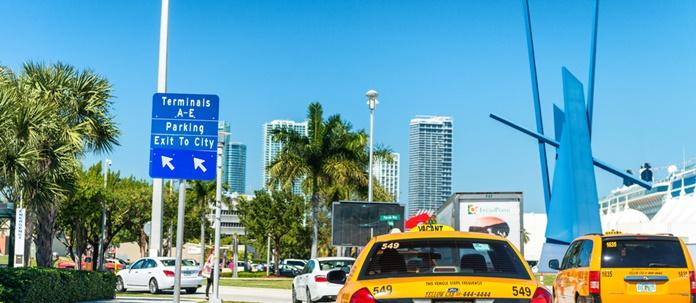 Miami Havalimanı Taksileri