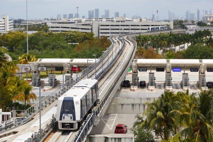 Miami Havalimanı Tren Ulaşımı
