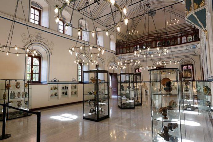 Suna & İnan Kıraç Kaleiçi Müzesi