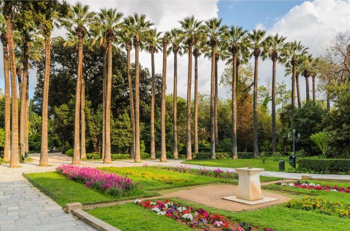 ulusal bahçe