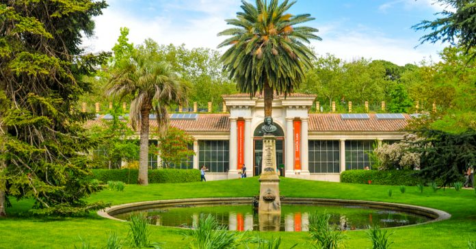 ulusal botank bahçesi