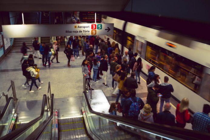 Valensiya Metrosu