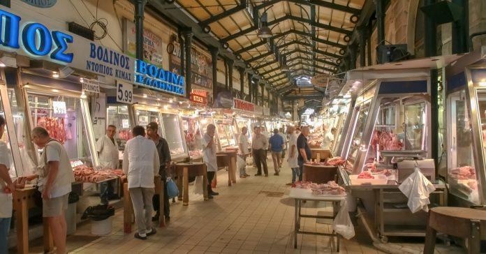 varvakios merkez pazarı