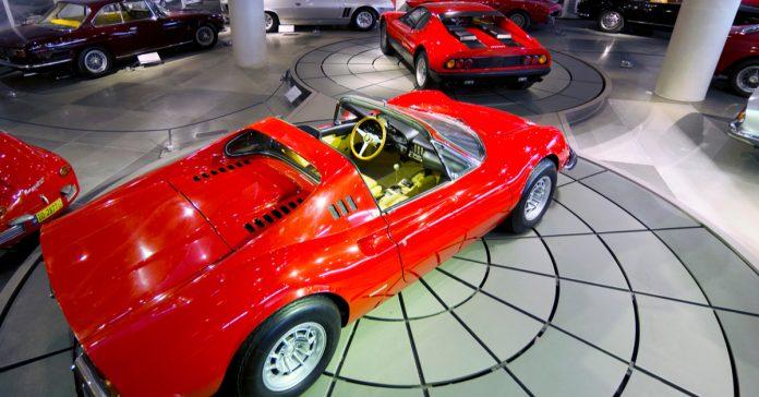 yunan motor müzesi