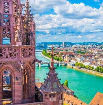 Basel Tarihi Yerler