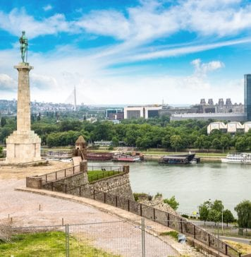 Belgrad Tarihi Yerler