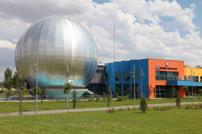 Bilim Deney Merkezi ve Sabancı Uzay Evi