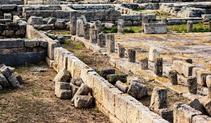 Egnazia Archaeological Park