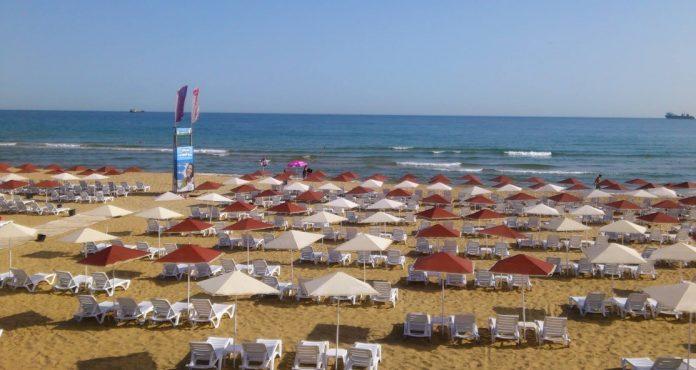 Kilyos Tırmata Plajı