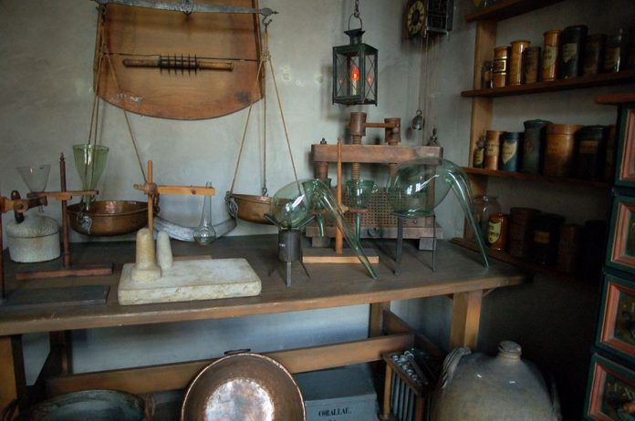 Pharmazie Historisches Museum