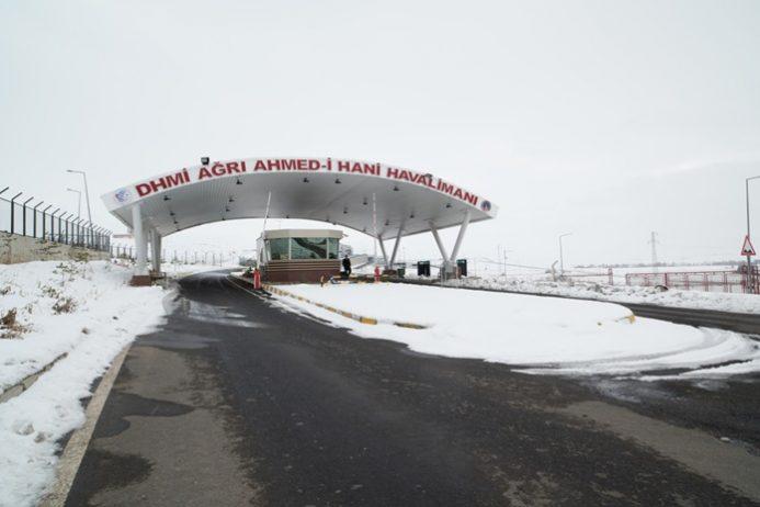 Ağrı Ahmed-i Hani Havalimanı