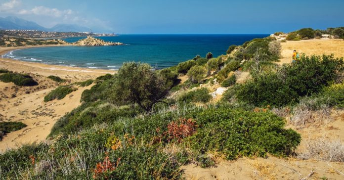 Alagadi Plajı
