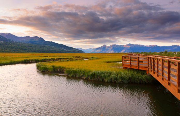 Alaska Balayı Tatili