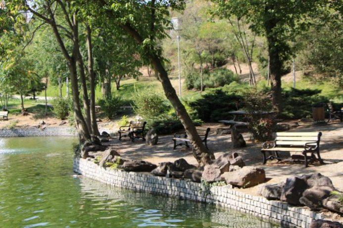 Ankara Botanik Parkı