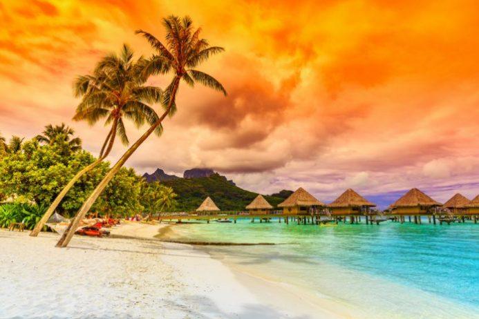 Bora Bora Balayı Tatili