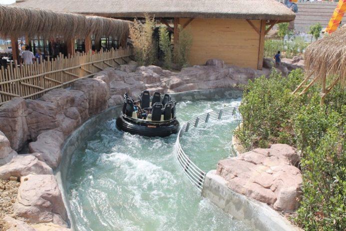 isfanbul çılgın nehir