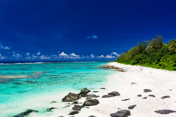 Cook Adaları Balayı Tatili