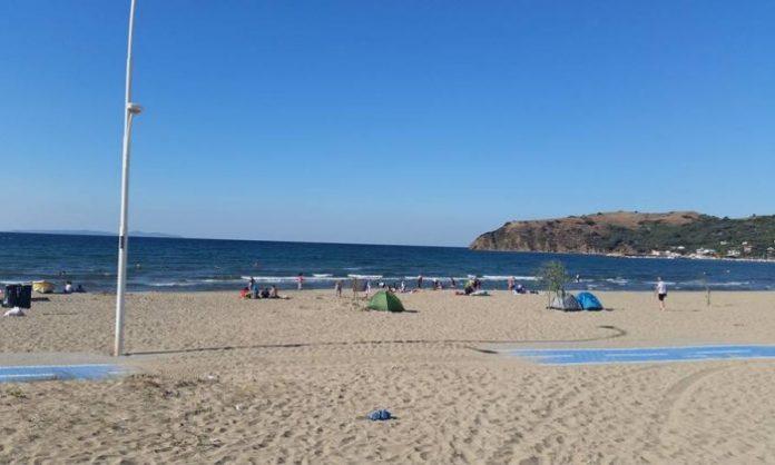 eşkel plajı