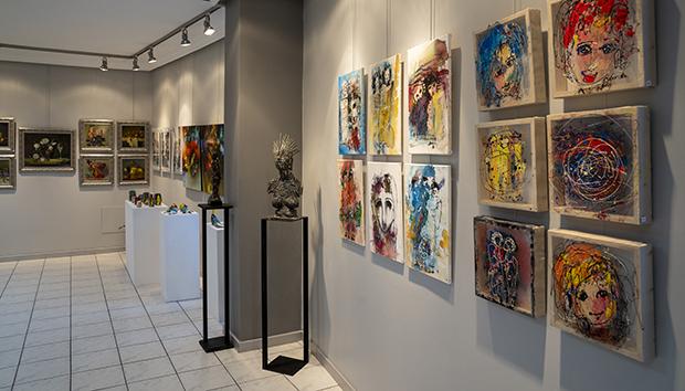 Fırça Sanat Galerisi