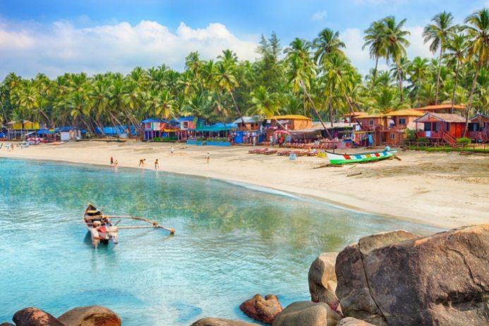 Goa Balayı Tatili