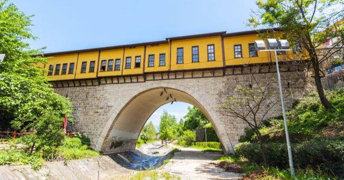 ırgandı köprüsü