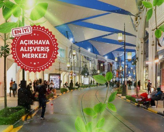 İsfanbul Vialand Mağazaları