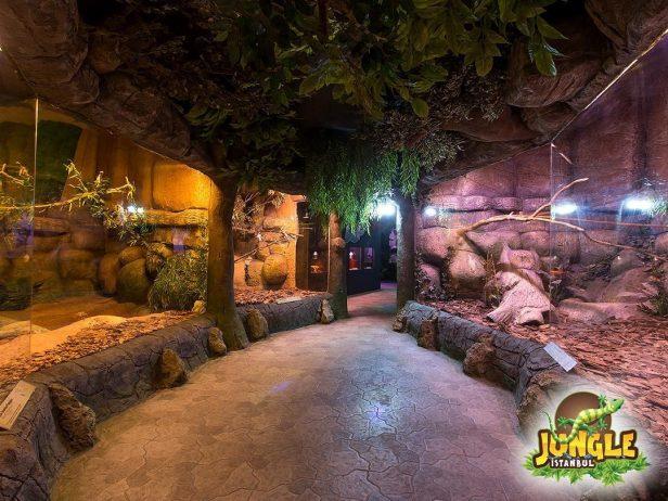 İsfanbul Jungle Park