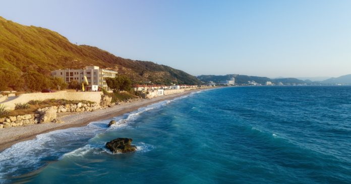 kato petres plajı