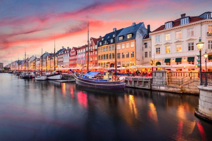 Kopenhag Balayı Tatili