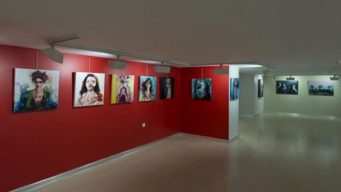 Ziraat Bankası Kuğulu Sanat Galerisi