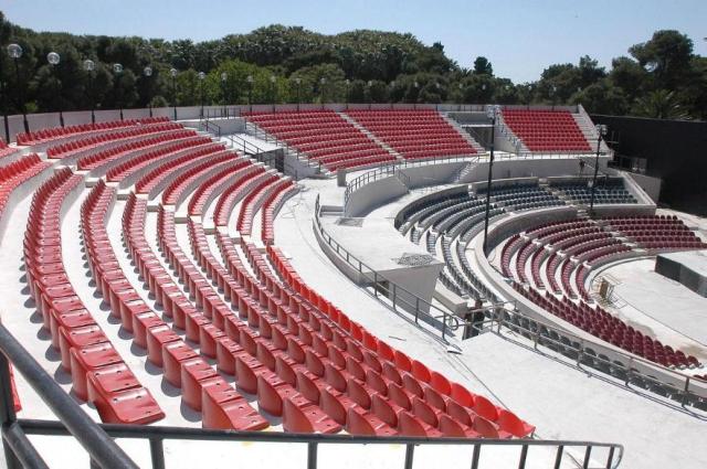 kültür park açıkhava tiyatrosu