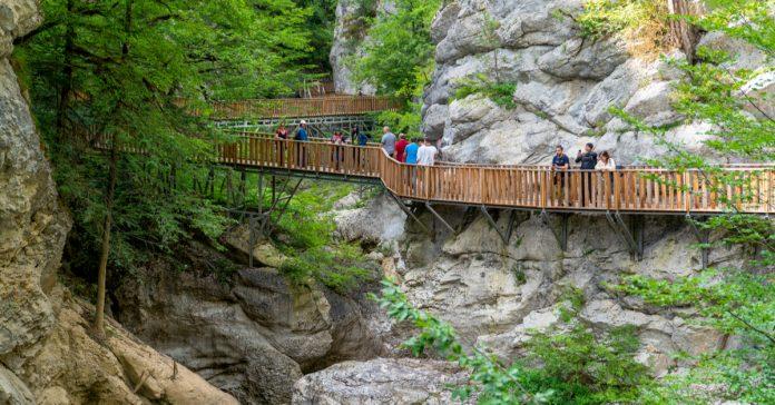 Küre Dağları Milli Park (Horma Kanyonu)