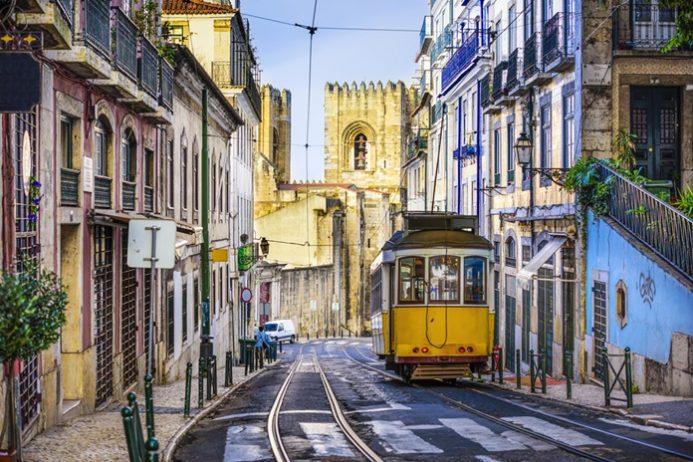 Lizbon Balayı Tatili