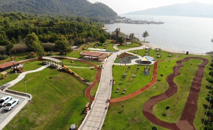 Marmaris Burunucu Macera Parkı